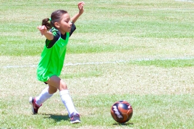 Why natural grass is better than turf for soccer