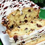 You're gonna this copycat Starbucks Cranberry Bliss Bread recipe — just like the famous Cranberry Bliss Bars, only better!