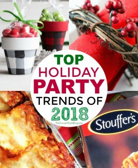 The 4 Holiday Entertaining Trends You're Going to LOVE This Year