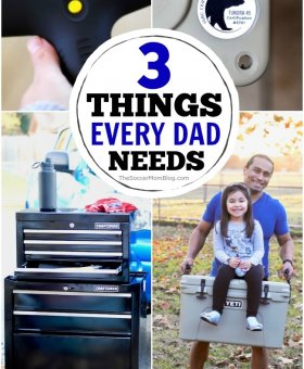 3 Dad Gift Ideas that Every Guy Should Own
