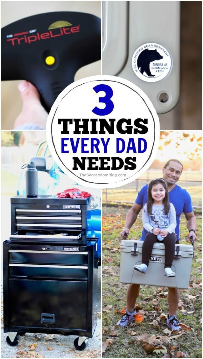 Unique dad gift ideas that he's guaranteed to love and use year after year!