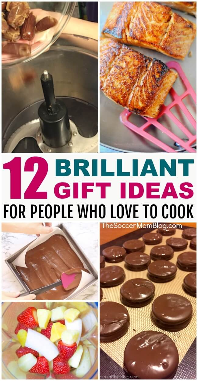 If you have a talented chef in the family, then you'll definitely want to check out this list of gifts for people who love to cook. Tried and true kitchen essentials that will get tons of use and last for years!