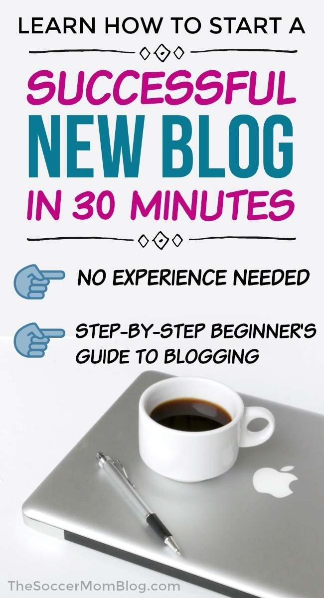 BEST JOB EVER!! Blogging changed my life - in 6 months I was making $1000/month with my new blog! Click to learn step-by-step how to start a blog like I did!