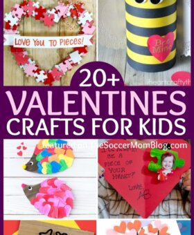 Fun & Easy Valentine's Craft Ideas for Kids of All Ages