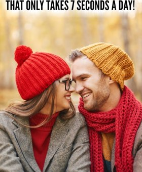 Psychologists Say: Kiss Your Spouse for 7 Seconds Every Day