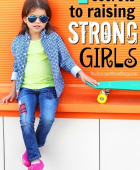 Raising Strong Daughters Requires a Strong Mother