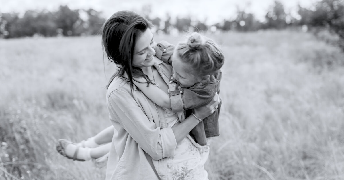 What is the number one predictor of a young girl's future success? It's not money. Nor a fancy education. It's her mother.