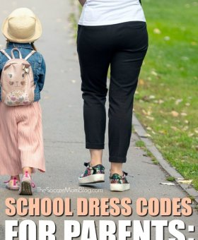 New Trend: Schools Instituting Dress Codes for Parents