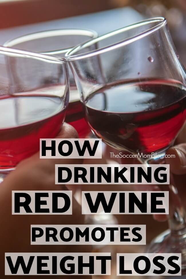 Does red wine help you lose weight? It sounds too good to be true, but the answer might surprise you!