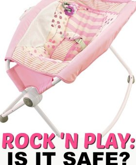 Fisher-Price RECALLS Rock 'N Play After at Least 32 Infant Deaths