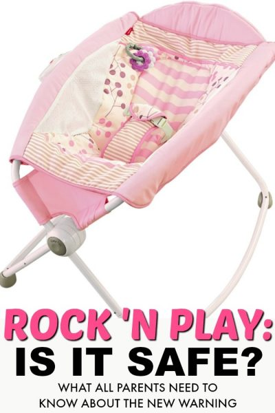 Is the Fisher-Price Rock 'N Play safe?? Here's what ALL parents need to know about the new consumer warnings about this popular infant sleeper.