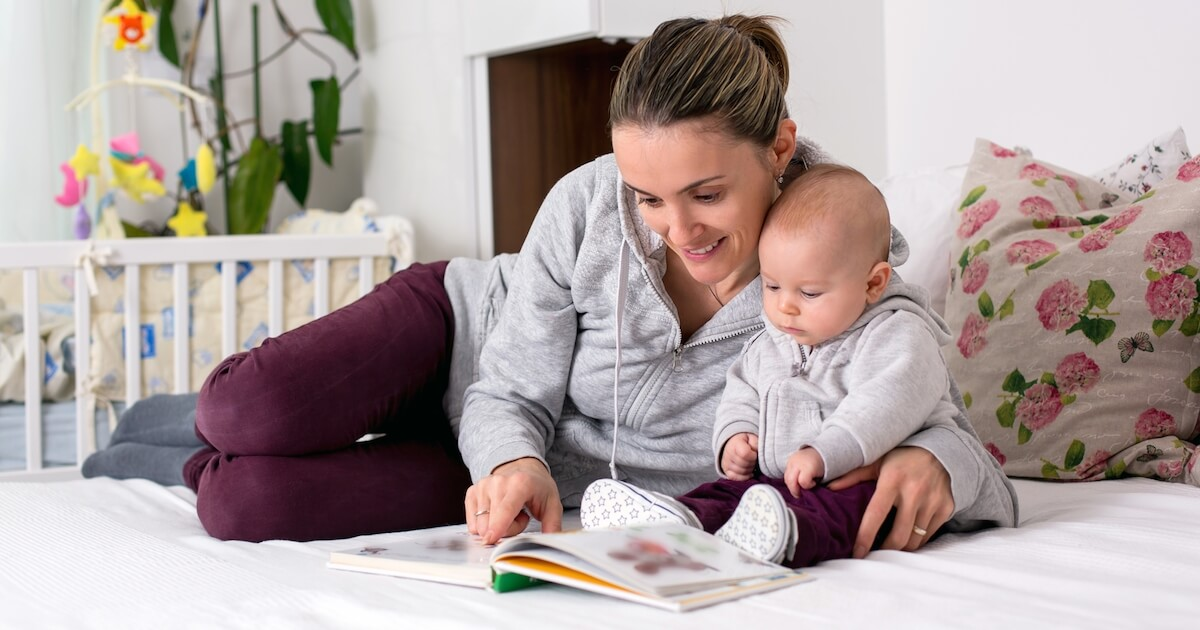 Reading Aloud to Babies Exposes them to 1.4 MILLION Words by Age 5