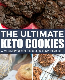 6 BEST Keto Cookies: The ONLY Keto Cookie Recipes You Need!