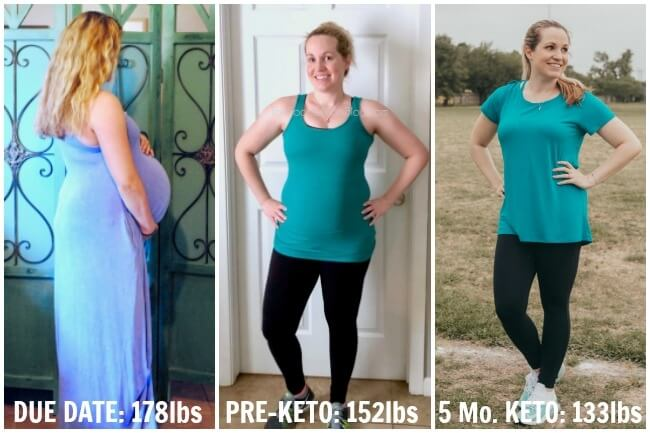 my results on the keto diet