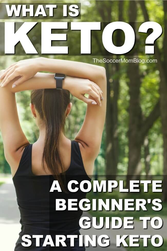 "Before you try the keto diet...READ THIS! If you've been wondering, ""what is keto?"" then you're in the right place! In this beginner's guide, you'll get all the info you need to learn about what is the keto diet plan and how to get started!"