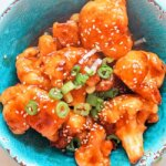 This General Tso's Cauliflower is a great twist on an Asian favorite, and one you're sure to put in your favorites to make again and again!