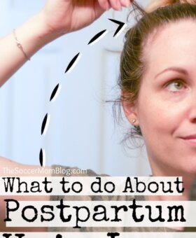 Postpartum Hair Loss: How to Deal