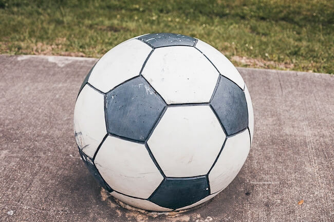 A collection of the best soccer gifts for kids to make or give their parents or coach - soccer craft ideas, soccer themed food, soccer party ideas, and more!