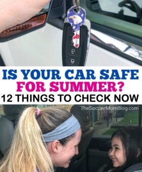 Summer Car Care Checklist – How to Get Your Car Ready for Summer