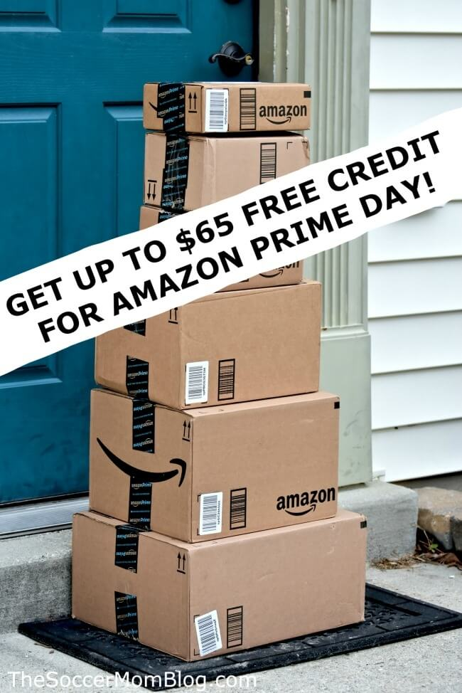 Your guide to maximize savings during Amazon Prime Day 2019 plus score FREE money with Amazon Prime credits!