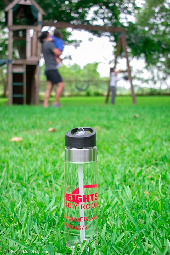 How to identify signs of dehydration in kids as well as what to do if your child is dehydrated. Sponsored by Heights Emergency Room.