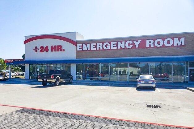 Heights Emergency Room Houston Texas