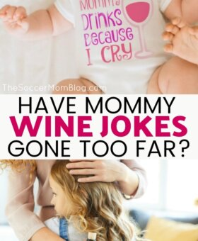Have Mommy Wine Jokes Gone Too Far?