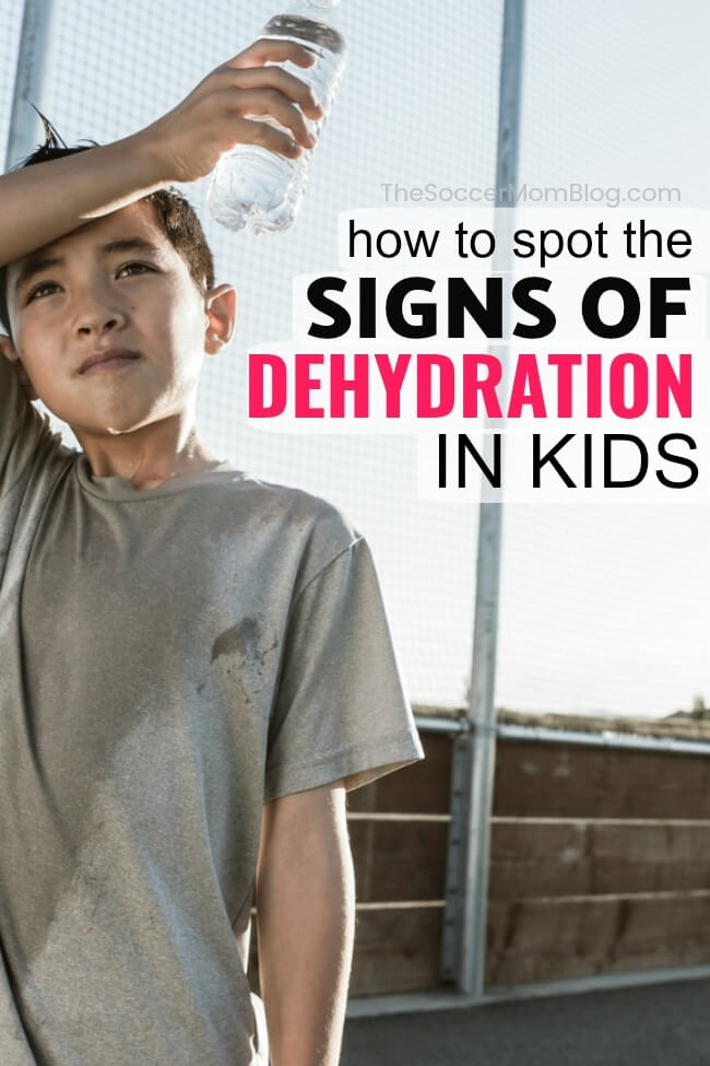 How to identify signs of dehydration in kids as well as what to do if your child is dehydrated and when to seek medical treatment.
