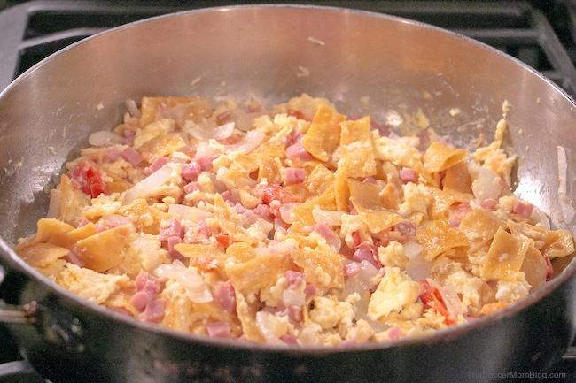 easy migas recipe
