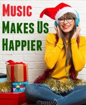 Does Christmas Music Make You Happy?
