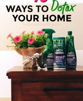 15 Ways to Detox Your Home