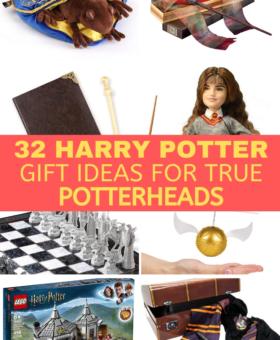 32 Harry Potter Gift Ideas for True Potterheads