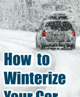 How to Winterize a Car in 7 Steps
