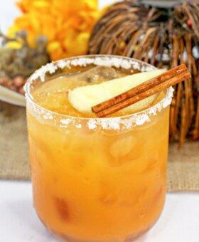 Thanksgiving Margarita Recipe