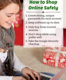 How to Stay Safe Online During the Holidays