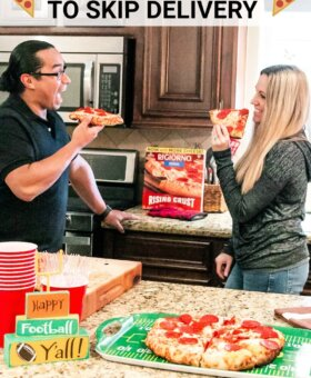 5 Reasons to Skip Delivery and Get DiGiorno Instead