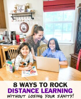 8 Ways to Rock Distance Learning