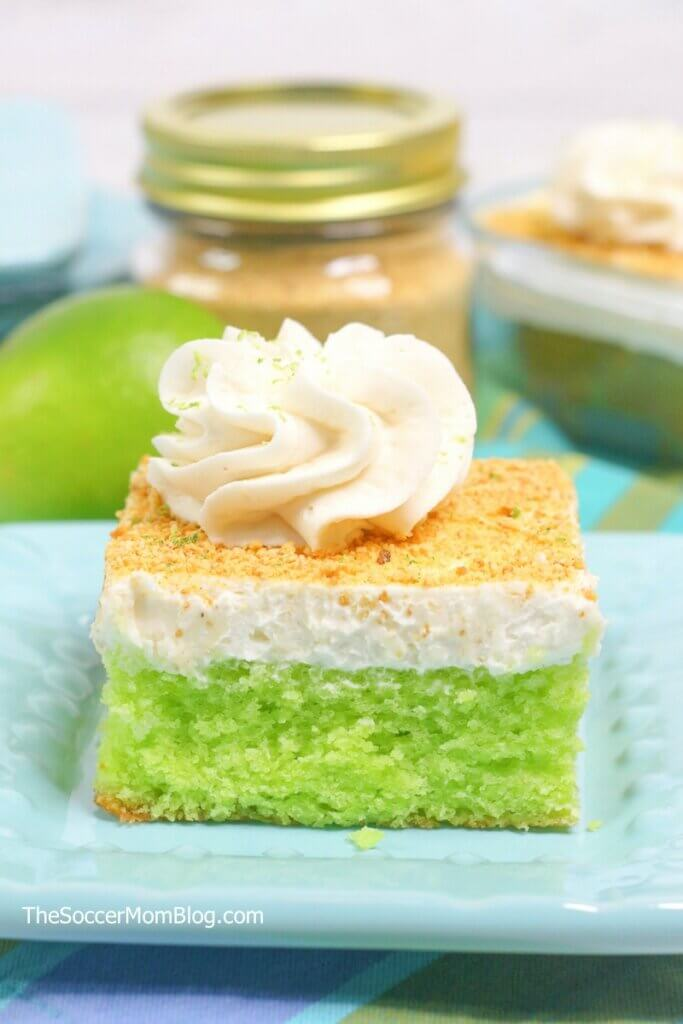 This tangy and delicious Key Lime Sheet Cake is a must-try for lovers of classic key lime pie!