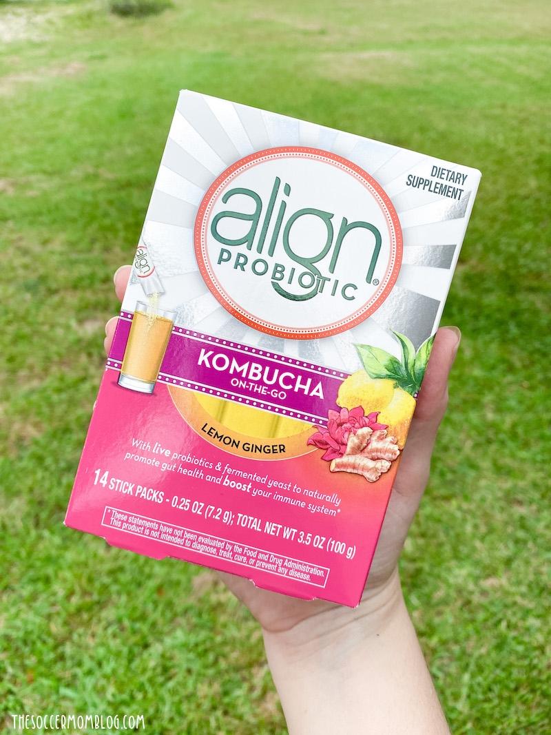 kombucha tea to heal your gut