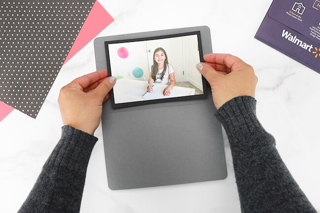 making a kids laptop craft for back to school