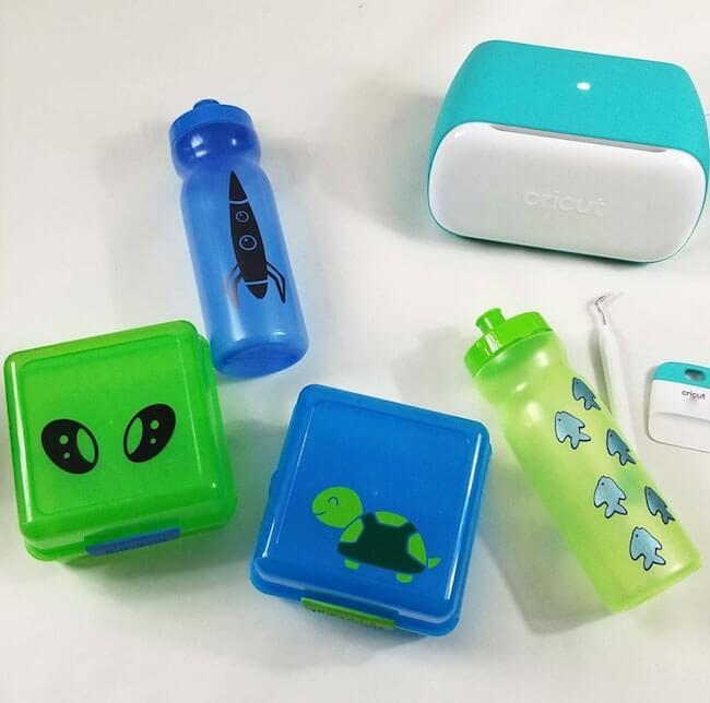 cricut lunchbox for kids