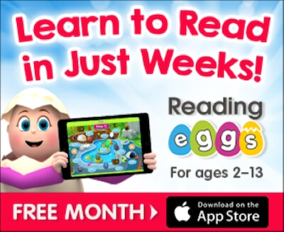reading eggs app free trial