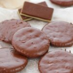 chocolate covered Ritz Cracker thin Mints