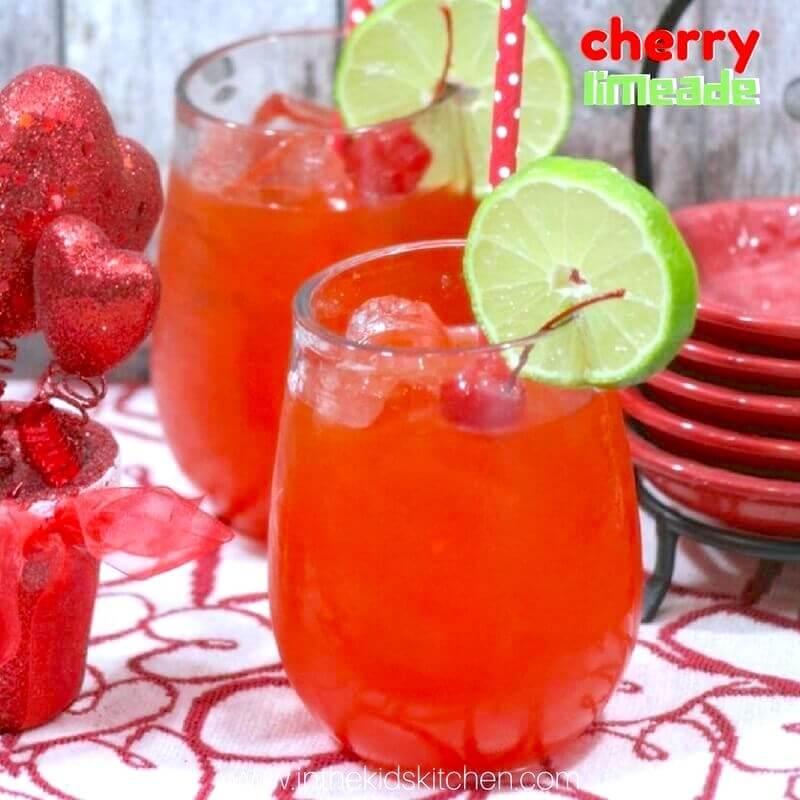 copycat Sonic limeade drink
