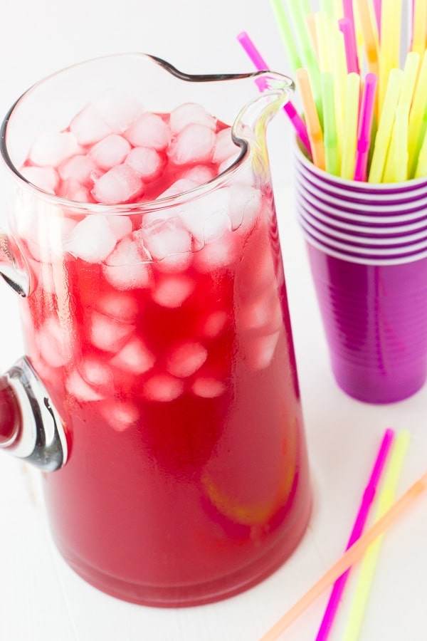 4th of July punch recipe