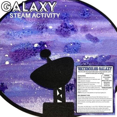 galaxy steam activity