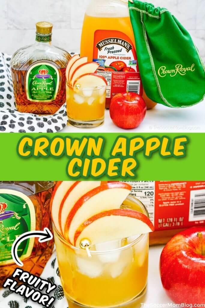 Crown Apple Cider Pinterest Image